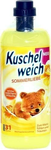 Kuschelweich Sommerliebe 1 l - 31 płukań
