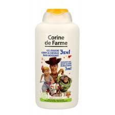 Corine de Farme 3w1 - 500 ml - żel pod prysznic dla dzieci