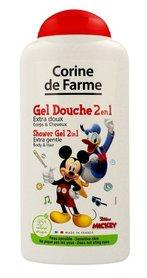 Corine de Farme 2w1 - 250 ml - żel pod prysznic dla dzieci