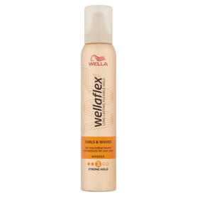 Wellaflex 3 - 200 ml - pianka do włosów