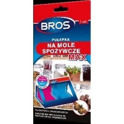 Bros pułapka na mole spożywcze max - 1 szt