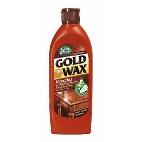 Gold Wax 250 ml - mleczko do mebli