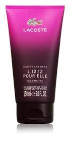 Lacoste L.12.12 Pour Elle Magnetic 150 ml - żel pod prysznic