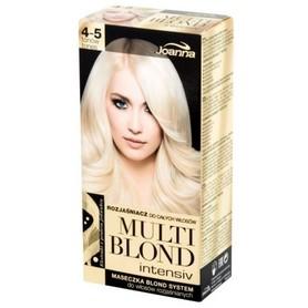 Joanna Multi Blond Intensiv - rozjaśniacz do całych włosów 4-5 tonów