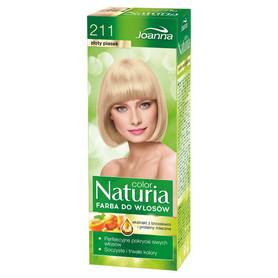 Joanna Naturia - farba do włosów 211 - złoty piasek