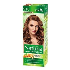 Joanna Naturia - farba do włosów 218 - miedziany blond