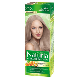 Joanna Naturia - farba do włosów 213 - srebrny pył