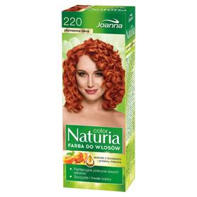 Joanna Naturia - farba do włosów 220 - płomienna iskra