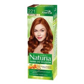 Joanna Naturia - farba do włosów 221 - jesienny liść