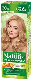 Joanna Naturia - farba do włosów 209 - beżowy blond
