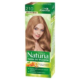 Joanna Naturia - farba do włosów 210 - naturalny blond