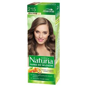 Joanna Naturia - farba do włosów 215 - zimny blond