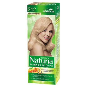 Joanna Naturia - farba do włosów 212 - szlachetna perła