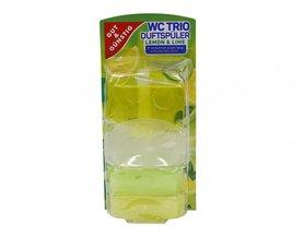 Gut&Gunstig WC Trio - żelowa zawieszka do WC - 3 x 55 ml - 3 szt