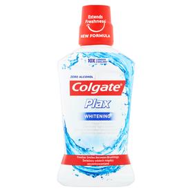 Colgate Plax Whitening 0,5 l - płyn do płukania jamy ustnej