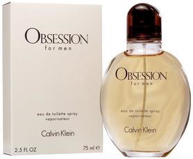 Calvin Klein Obsession For Men 75 ml - woda toaletowa