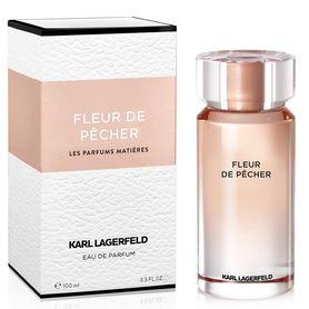 Karl Lagerfeld Fleur De Pecher Les Parfums Matieres 100 ml - woda perfumowana