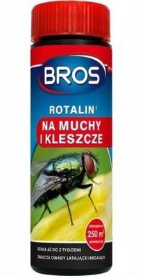 Bros koncentrat na muchy i kleszcze 100 ml