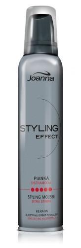Joanna Styling Effect 150 ml - pianka do włosów