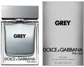 Dolce&Gabbana The One For Men Grey Intense 50 ml - woda toaletowa
