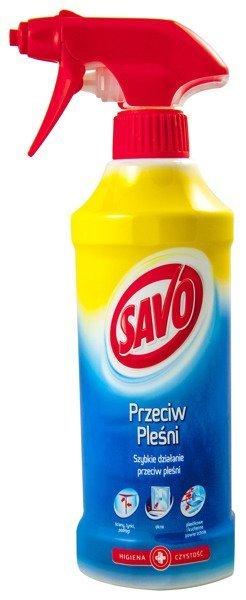 Savo 500 ml - przeciw pleśni