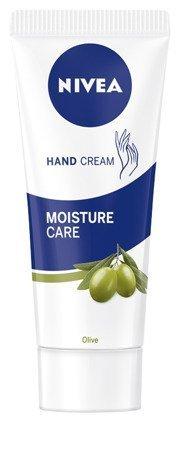 Nivea Moisture Care - 75 ml - krem do rąk