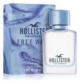 Hollister Free Wave 30 ml - woda toaletowa