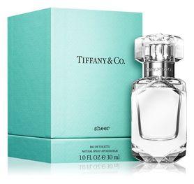 Tiffany & Co. Tiffany & Co. Sheer 30 ml - woda toaletowa