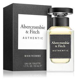 Abercrombie & Fitch Authentic 50 ml - woda toaletowa
