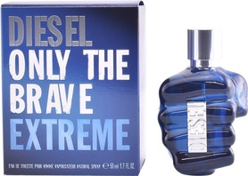 Diesel Only The Brave Extreme 50 ml - woda toaletowa