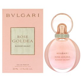 BVLGARI Goldea Rose Blossom Delight 50 ml - woda perfumowana