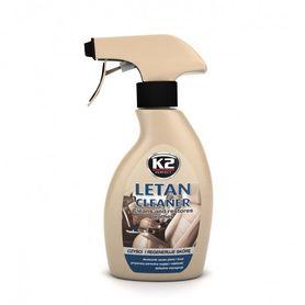 K2 Letan Cleaner 250 ml - płyn do pielęgnacji skóry
