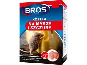Bros kostka na myszy i szczury 250 g