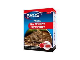 Bros pasta na myszy i szczury 150 g