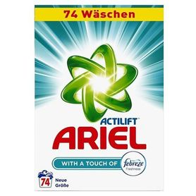 Ariel - 4,81 kg - 74 prania
