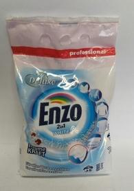 Enzo 2 in 1 White 2,45 kg - proszek do prania - do białego - 35 prań