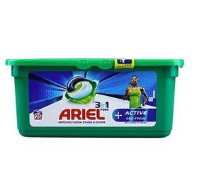 Ariel kapsułki All in 1 Active - 25 prań