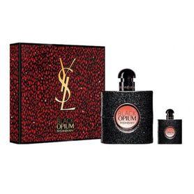 Yves Saint Laurent Black Opium 50 ml woda perfumowana + 7,5 ml woda perfumowana