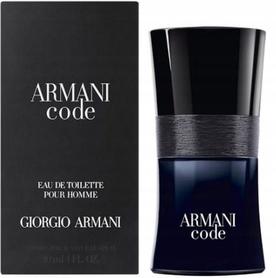Giorgio Armani Code Pour Homme 30 ml - woda toaletowa