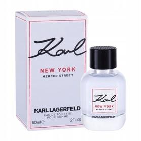 Karl Lagerfeld New York Mercer Street 60 ml - woda toaletowa