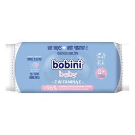 Bobini baby - chusteczki dla niemowląt i dzieci - 60 szt