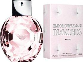 Giorgio Armani Emporio Diamonds Rose Woman 50 ml - woda toaletowa