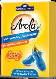 General Fresh Arola Pochłaniacz zapachów do szafek z obuwiem 1 szt.