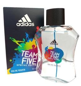 Adidas Team Five Special Edition 100 ml - woda toaletowa