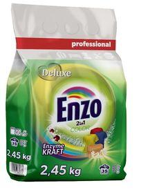 Enzo 2 in 1 Color 2,45 kg - proszek do prania - 35 prań
