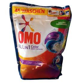 Omo All in 1 Color - kapsułki - 45 prań