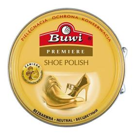 Buwi bezbarwna pasta do butów puszka 40 ml