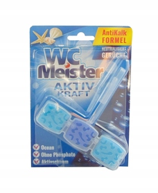 WC Meister Aktiv Kraft 45 g - zawieszka do WC