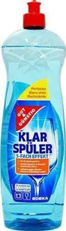 Gut&Gunstig Klar Spuler 1 l - nabłyszczacz do zmywarki