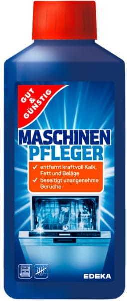 Gut&Gunstig czyścik do zmywarki 250 ml
